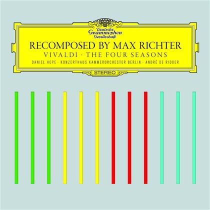 Max Richter, Antonio Vivaldi (1678-1741) & Daniel Hope - Recomposed By Max Richter: Four Seasons (2 LPs + Digital Copy)