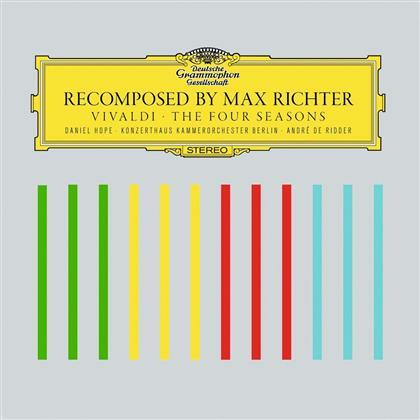 Antonio Vivaldi (1678-1741), Max Richter & Daniel Hope - Recomposed by Max Richter: Four Seasons