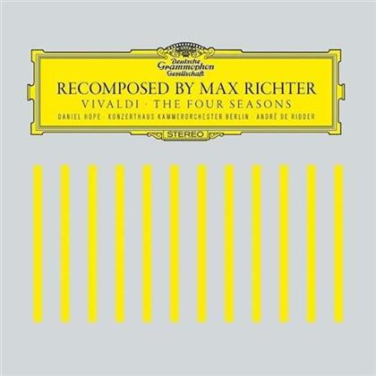 Max Richter, Antonio Vivaldi (1678-1741) & Daniel Hope - Recomposed by Max Richter: Four Seasons (Limited Edition, CD + DVD)