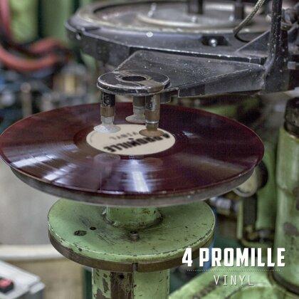 4 Promille - Vinyl (Digipack)