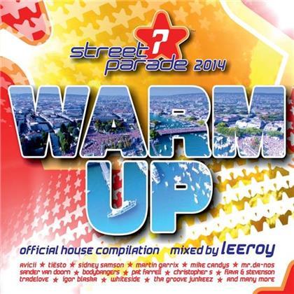 Streetparade 2014 - Warm Up