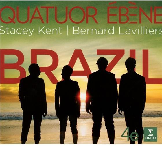 Quatuor Ebène, Stacey Kent, Marcos Valle, Lavilliers, Antonio Carlos Jobim, … - Brazil