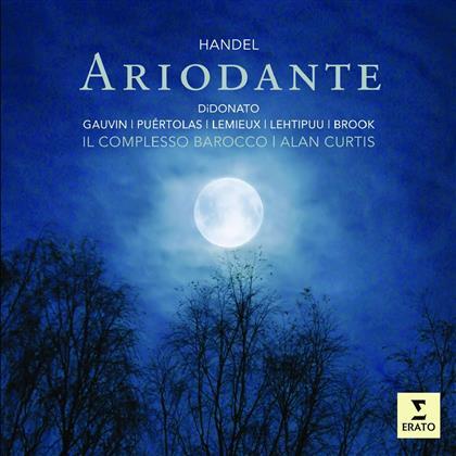 Alan Curtis, Karina Gauvin, Sabina Puertolas, Marie-Nicole Lemieux, Topi Lehtipuu, … - Ariodante (3 CDs)