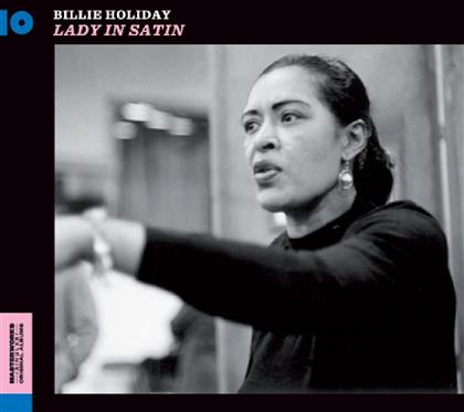 Billie Holiday - Lady In Satin - Disconform