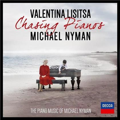 Michael Nyman (*1944 -) & Valentina Lisitsa - Chasing Pianos - Piano Music of Michael Nyman