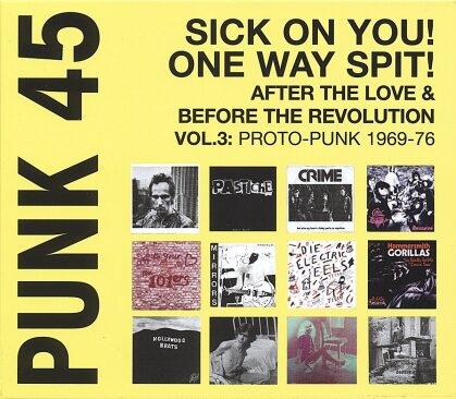Punk 45 - Vol. 3 (1970-1977) (2 LPs)