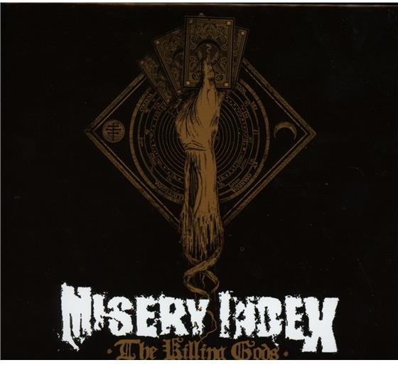 Misery Index - Killing Gods (Collectors Edition)