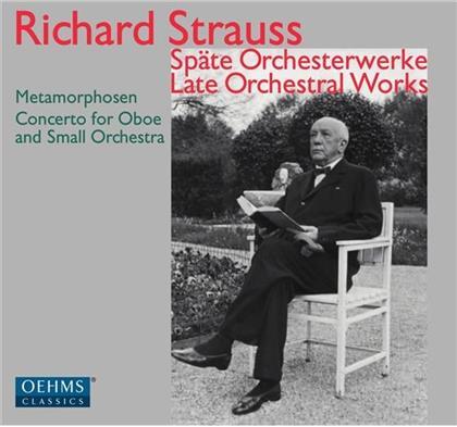 Richard Strauss (1864-1949), Mariss Jansons, Eugen Jochum, Schilli Stefan & Symphonieorchester des Bayerischen Rundfunks - Metamorphosen / Oboenkonzert