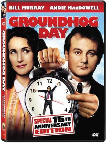 Groundhog Day (1993) (Anniversary Edition)