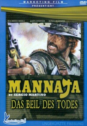 Mannaja - Das Beil des Todes (1977) (Uncut)