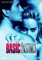Basic Instinct (1992) (Steelbook, 2 DVDs)