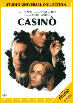 Casinò (1995) (Studio Universal Collection)