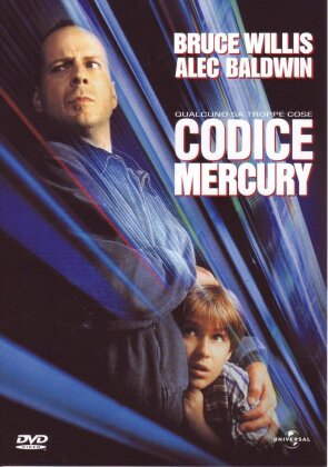 Codice Mercury (1998) (Collector's Edition)