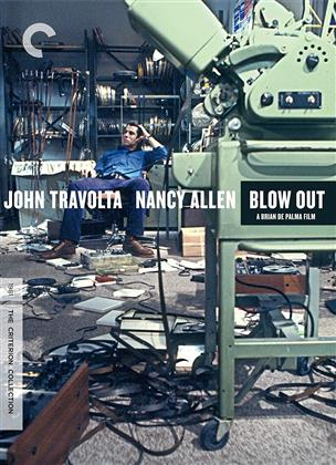 Blow Out (1981) (Criterion Collection, 2 DVDs)