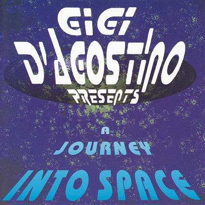 Gigi D'Agostino - A Journey Into Space (2014 Version)