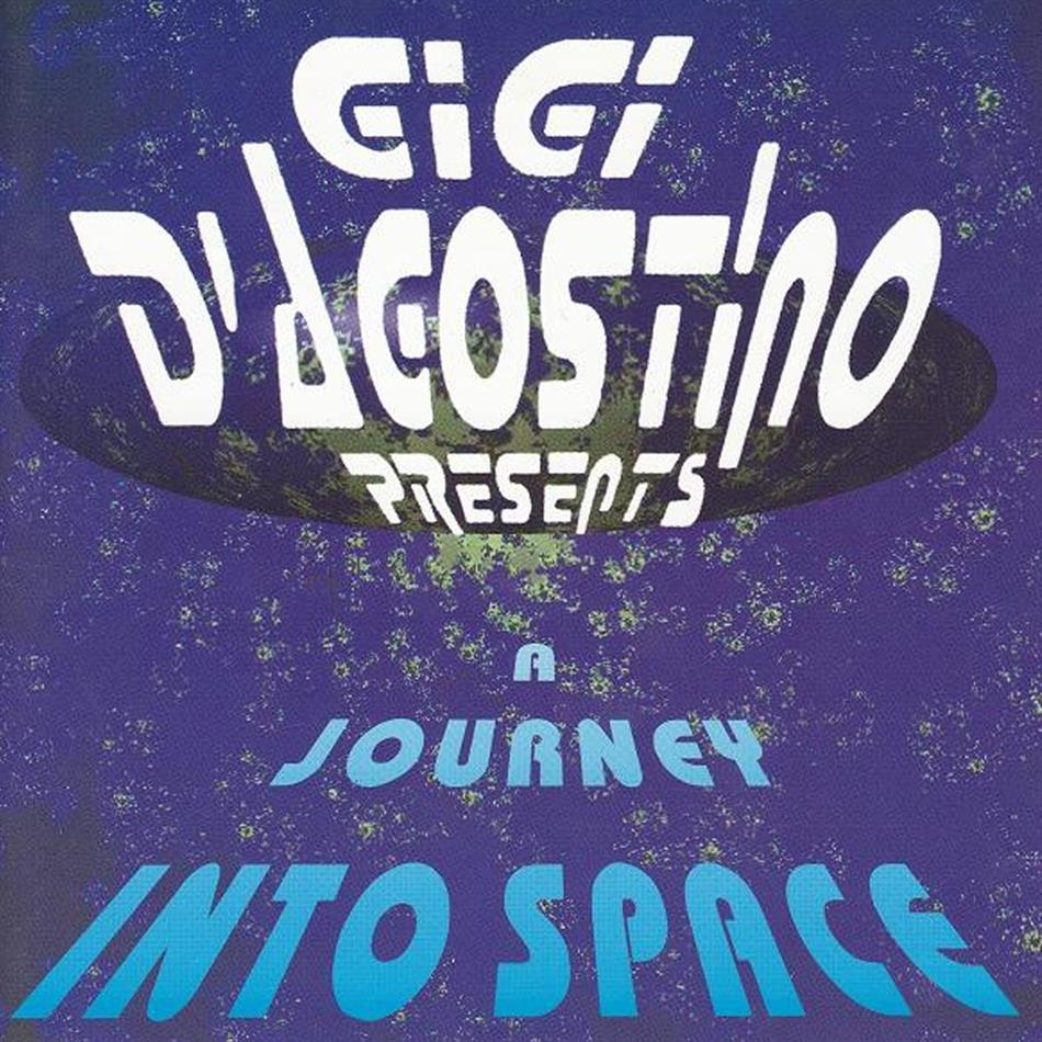 Gigi D'Agostino - A Journey Into Space (2014 Version)