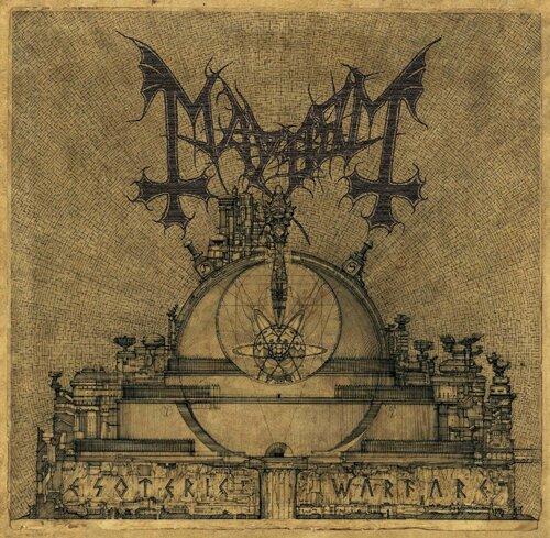Mayhem - Esoteric Warfare - Orange, Limited Benelux Edition (2 LPs)