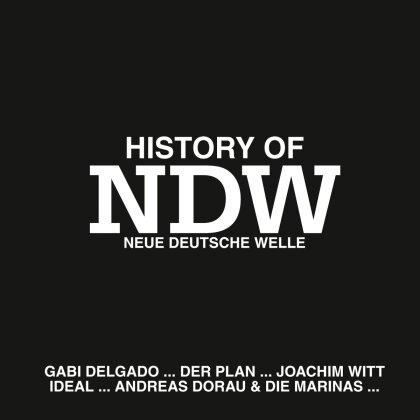 History Of NDW - Various - 2014 Version