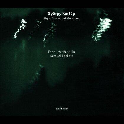 Orlando Trio, György Kurtag (*1926) & Kurt Widmer - Hoelderlin Gesaenge Op35a, Poeme De Becket, Signs,