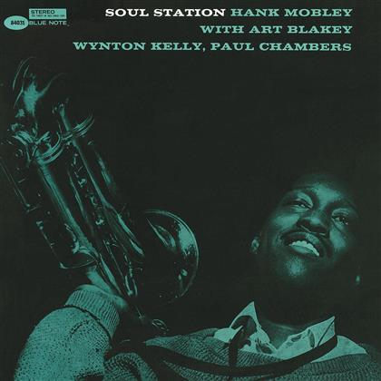 Hank Mobley - Soul Station - Back To Black (LP)
