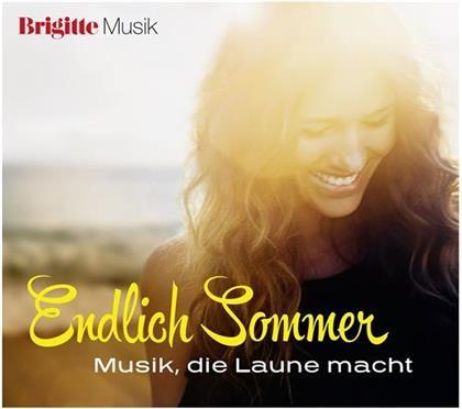 Brigitte - Endlich Sommer - Brigitte - Endlich Sommer (2 CDs)