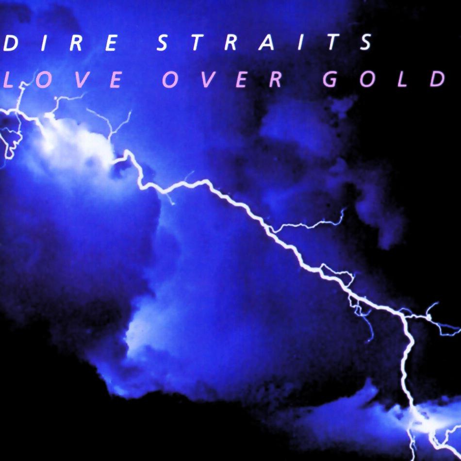 Dire Straits - Love Over Gold (2014 Version, LP + Digital Copy)