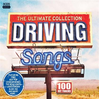 Driving Songs (5 CDs)