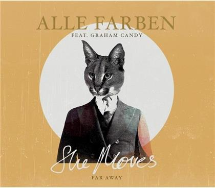 Alle Farben feat. Candy Graham - She Moves (Far Away)