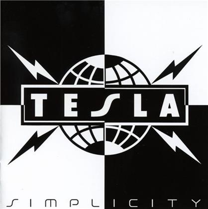 Tesla - Simplicity (European Edition)