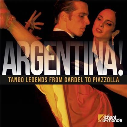 Argentina! Tango Legends (2 CDs)