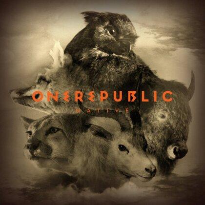 OneRepublic - Native - 2014 - 15 Tracks