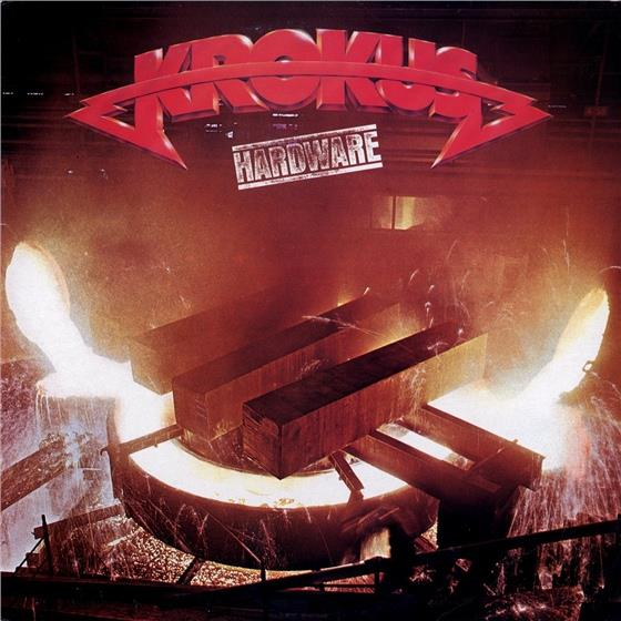 Krokus - Hardware (Rockcandy Edition)
