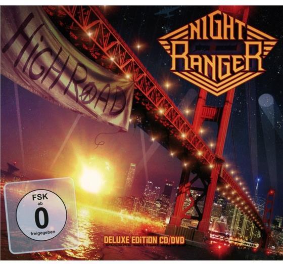 Night Ranger - High Road - Limited Digipack (CD + DVD)