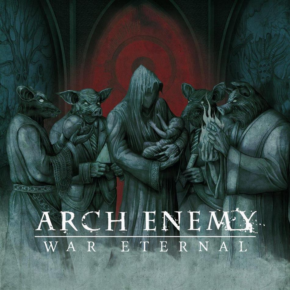 Arch Enemy - War Eternal - Limited Mediabook