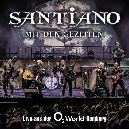 Santiano - Mit Den Gezeiten - Live Aus Der O2 World Hamburg (2 CDs)
