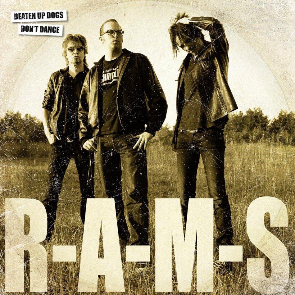 Rams - Beaten Up Dogs Don't Dance (LP)