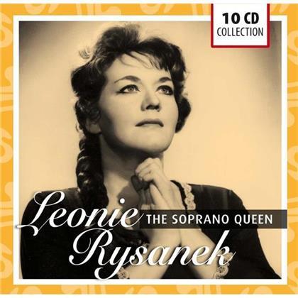 Leonie Rysanek - Soprano Queen (10 CDs)
