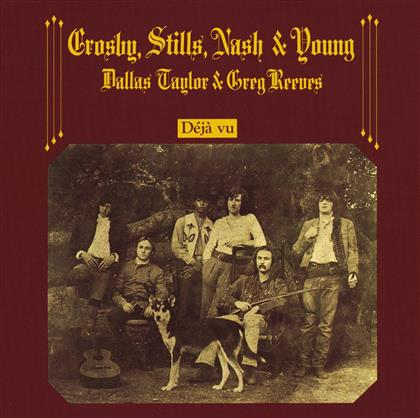 Crosby Stills Nash & Young - Deja Vu (Remastered)