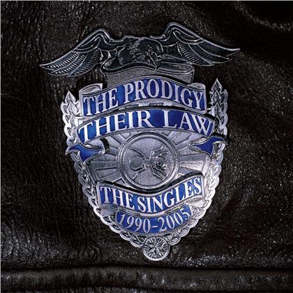 The Prodigy - Their Law - Singles 1995-2005 (Colored, 2 LPs)