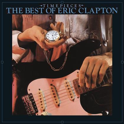 Eric Clapton - Timepieces - Best Of - Back To Black (LP + Digital Copy)