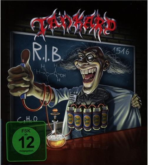 Tankard - R.I.B. (Deluxe Edition, CD + DVD)