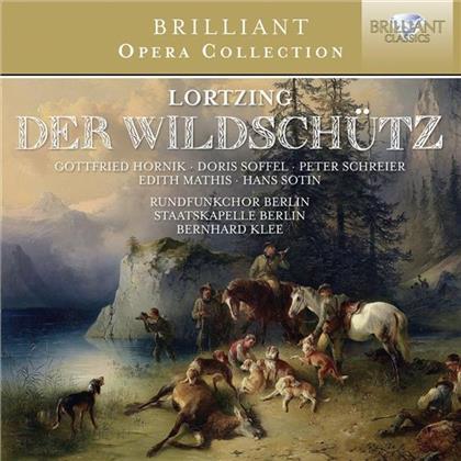 Gottfried Hornik, Doris Soffel, Peter Schreier, Edith Mathis, Gertrud von Ottenthal, … - Der Wildschütz (2 CDs)