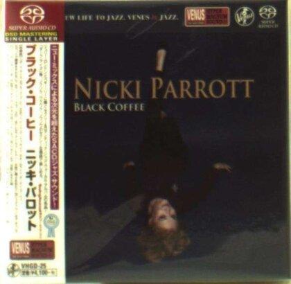 Nicki Parrott - Black Coffee (Digipack, SACD)