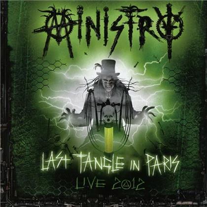 Ministry - Last Tangle In Paris - Live 2012 Defibrila Tour