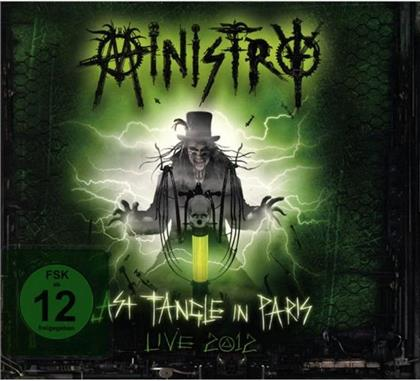 Ministry - Last Tangle In Paris - Live 2012 Defibrila Tour (Deluxe Edition, 2 CDs + DVD)