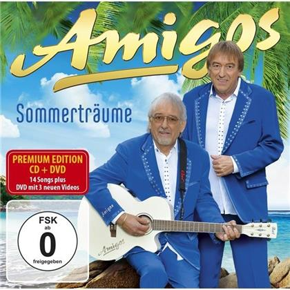 Amigos - Sommerträume (Limited Edition, CD + DVD)