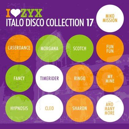 Zyx Italo Disco Collection - Vol. 17 (3 CDs)