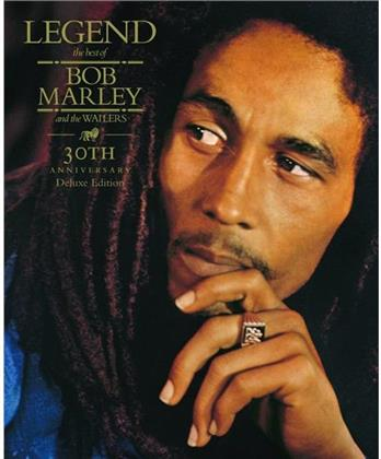 Bob Marley - Legend (30th Anniversary Edition, CD + Blu-ray)