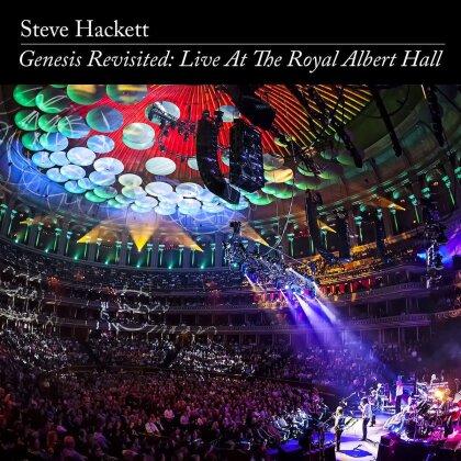 Steve Hackett - Genesis Revisited: Live At The Royal Albert Hall (Digipack, 2 CDs + DVD)