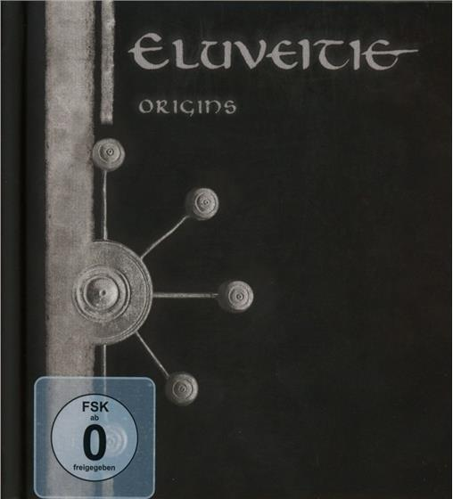 Eluveitie - Origins - Limited European Digibook Edition (CD + DVD)